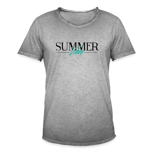 Summer Vibes - Mannen Vintage T-shirt