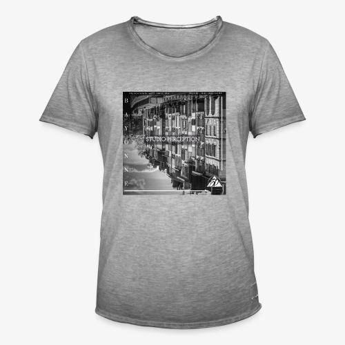 BAYONNE PERCEPTION - PERCEPTION CLOTHING - T-shirt vintage Homme