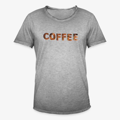coffee break - Men's Vintage T-Shirt
