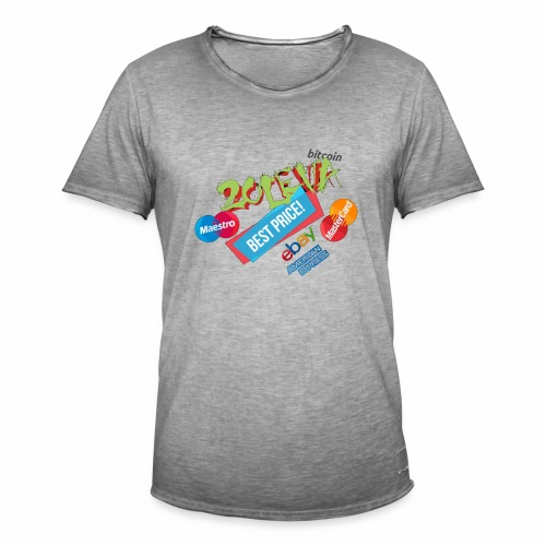 20Leva(2) - Men's Vintage T-Shirt