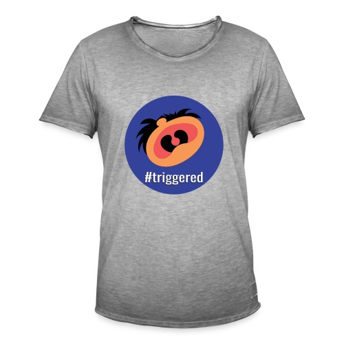 Triggered - Men's Vintage T-Shirt