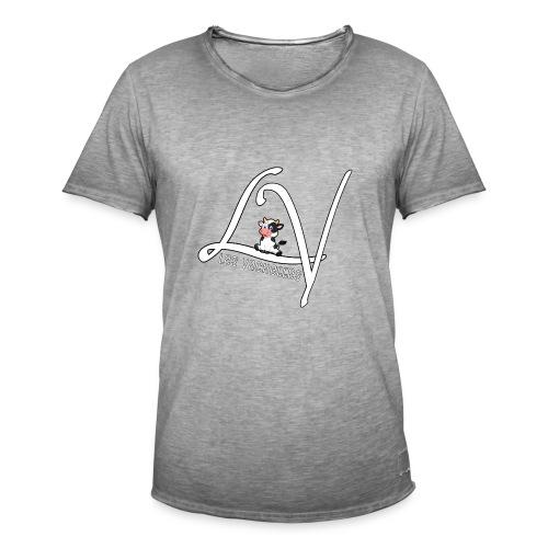 Les Vachettes - T-shirt vintage Homme