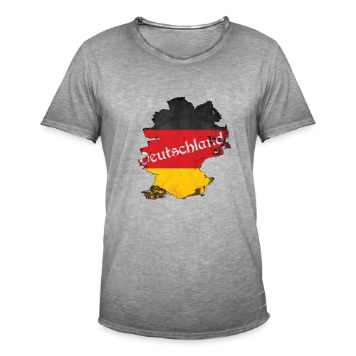 Deutschland - Men's Vintage T-Shirt