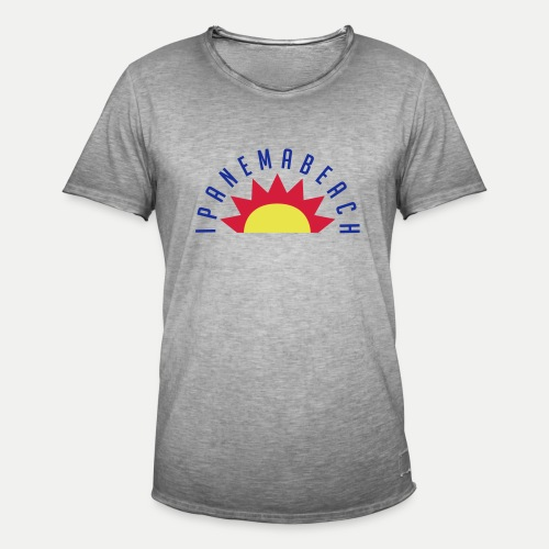 Ipanema Beach - Men's Vintage T-Shirt