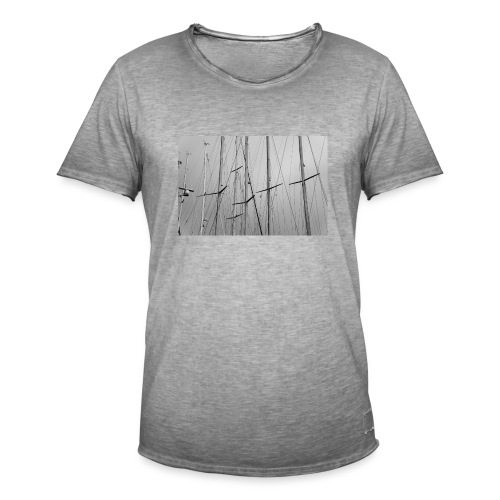 Mastenwald - Männer Vintage T-Shirt