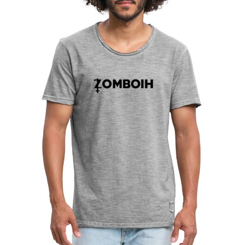 Zomboih - Männer Vintage T-Shirt