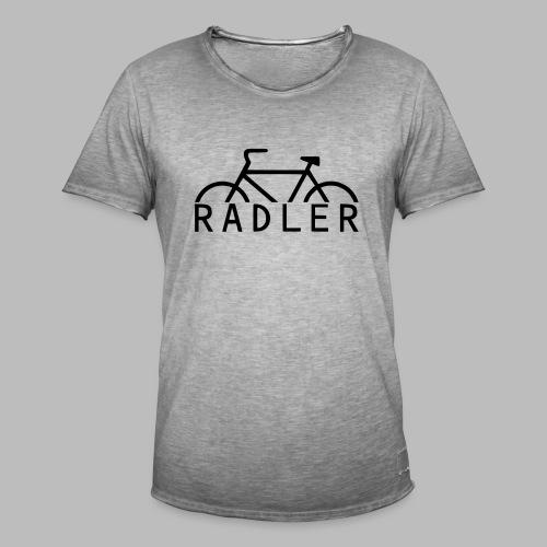 RADLER - Männer Vintage T-Shirt