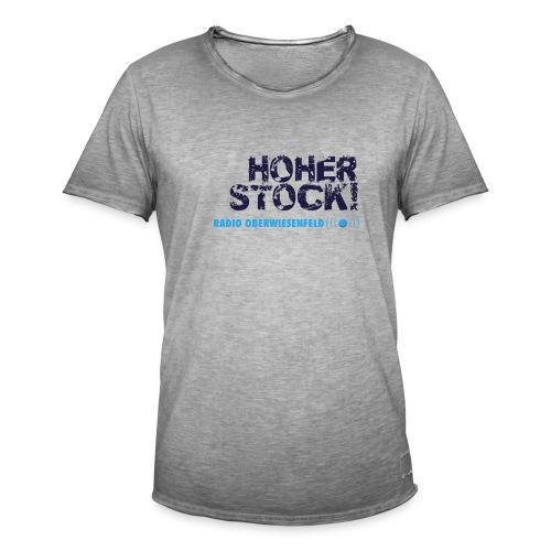 Unterbux Highsticking png - Männer Vintage T-Shirt