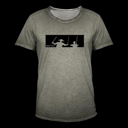 Ronin - Männer Vintage T-Shirt