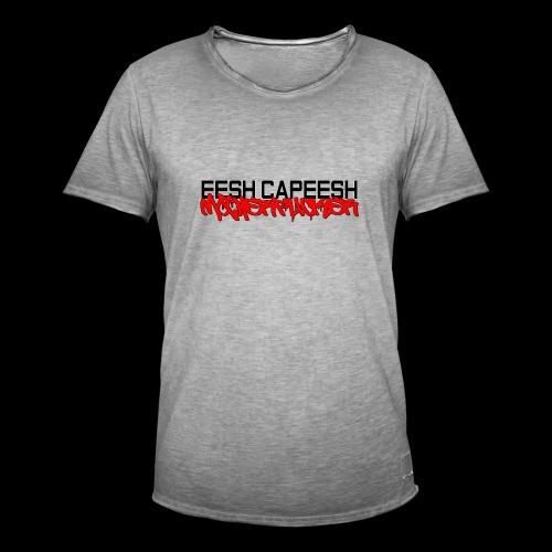 eesh capeesh - Men's Vintage T-Shirt