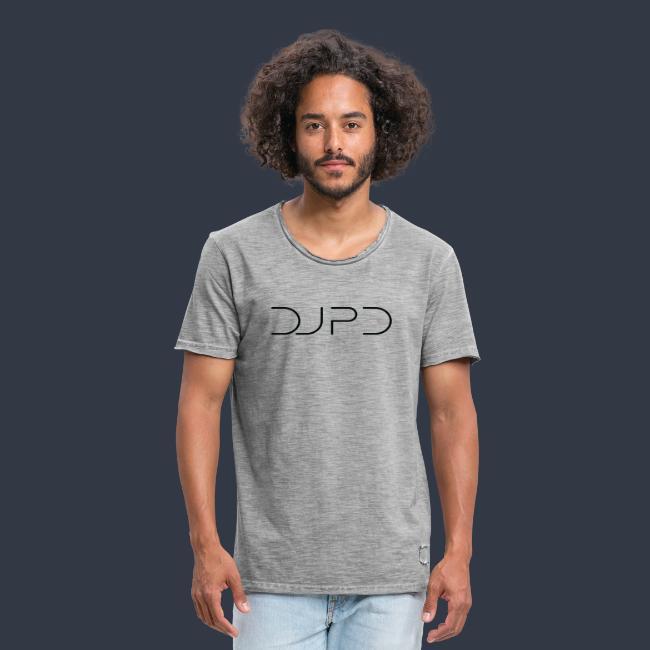 DJ PD in black
