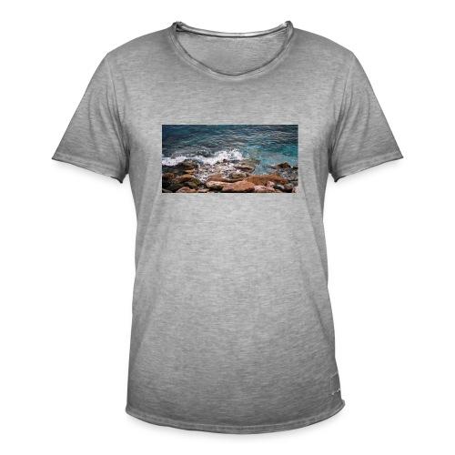 Handy Hülle Meer - Männer Vintage T-Shirt
