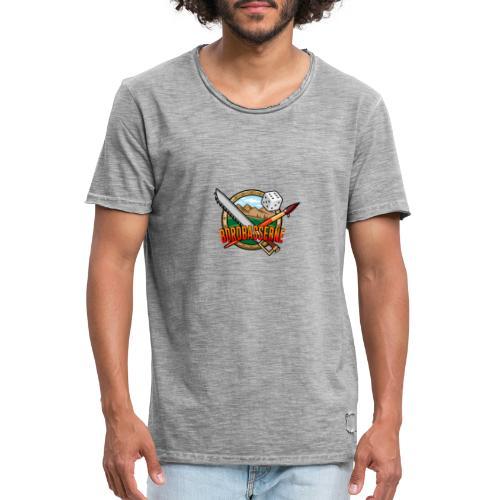 Bordbasserne - Herre vintage T-shirt