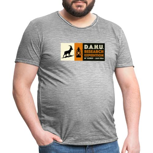 Expedition Chasse au Dahu - T-shirt vintage Homme