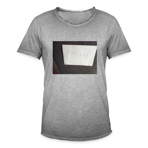 Dswa - Men's Vintage T-Shirt