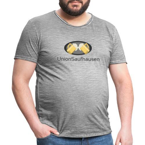 UnionSuffhausenMerch - Männer Vintage T-Shirt