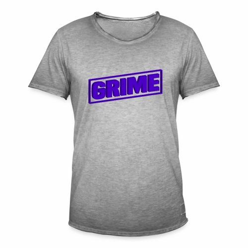 grime - Men's Vintage T-Shirt