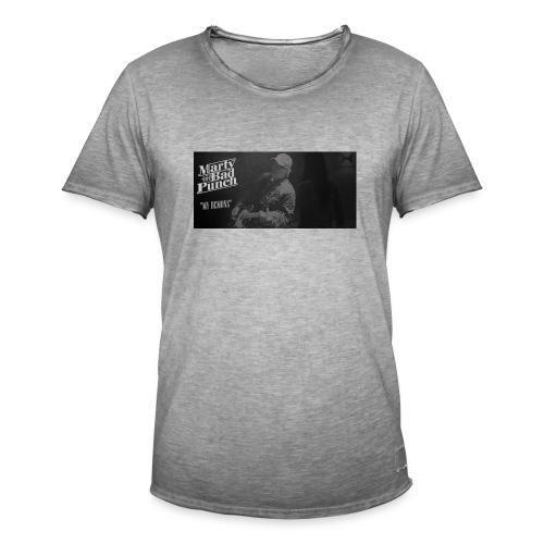 Marty - Demon - Men's Vintage T-Shirt