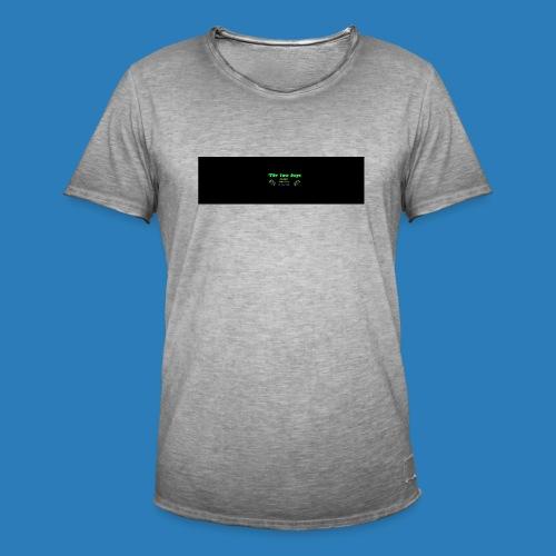 tetete-png - Herre vintage T-shirt