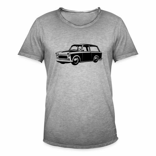 Trabant 601 Kombi Tuning - Men's Vintage T-Shirt