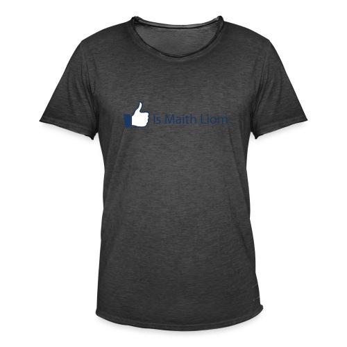 like nobg - Men's Vintage T-Shirt
