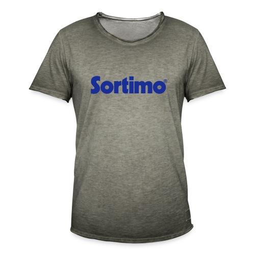 Sortimo - Vintage-T-shirt herr