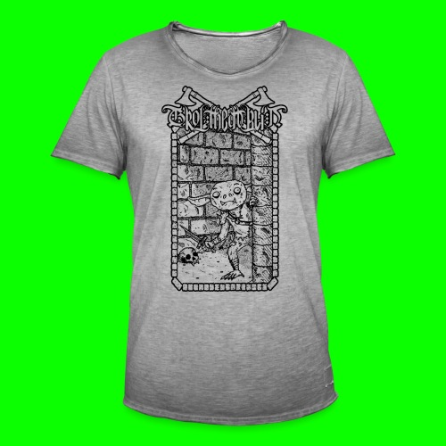 Return to the Dungeon - Men's Vintage T-Shirt
