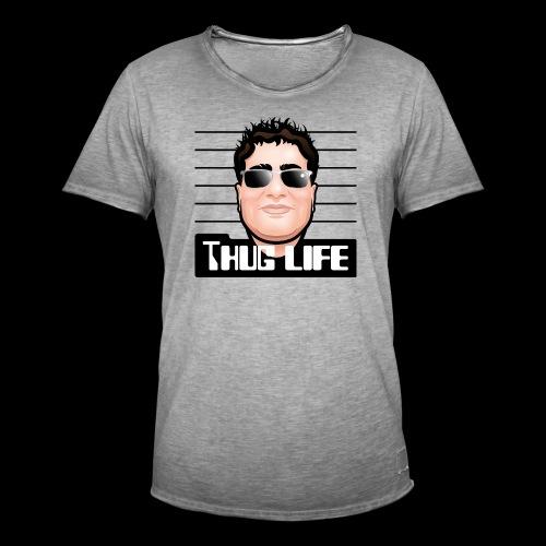 Ataari - T-shirt vintage Homme
