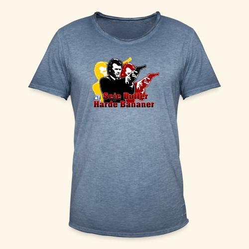 Dirty Harry - Herre vintage T-shirt