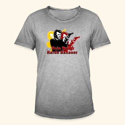 Dirty Harry - Herre vintage T-shirt