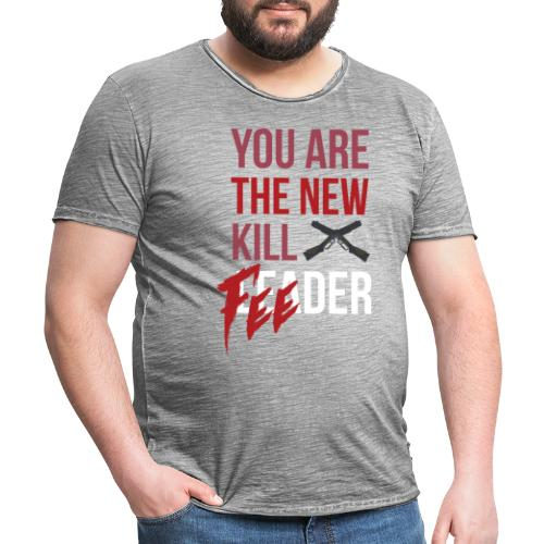 Apex Legends - KillFeeder - Fanart - T-shirt vintage Homme