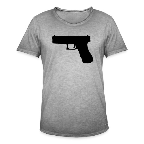 The Glock 2.0 - Men's Vintage T-Shirt