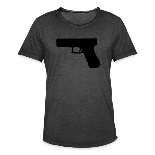 The Glock 2.0 - Men's Vintage T-Shirt