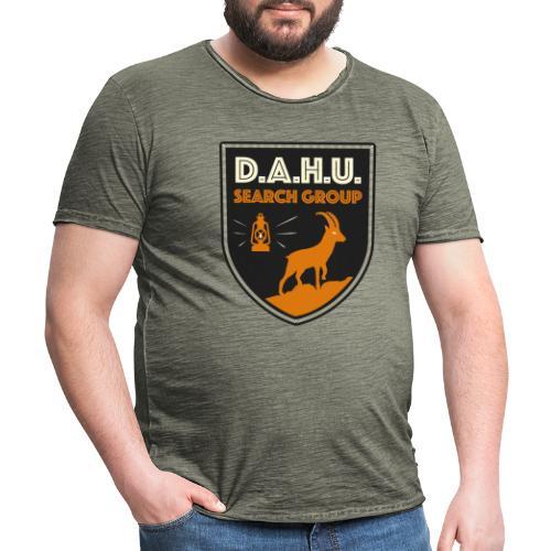 Chasse au dahu - T-shirt vintage Homme