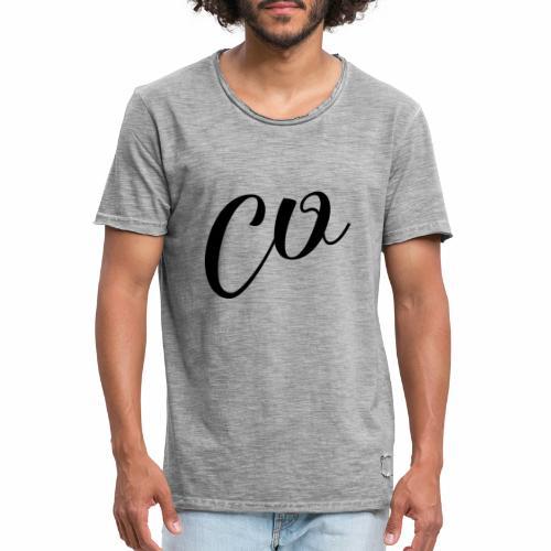 C. Oldenbourg - Männer Vintage T-Shirt