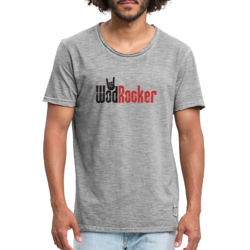 wodrocker logo - Men's Vintage T-Shirt