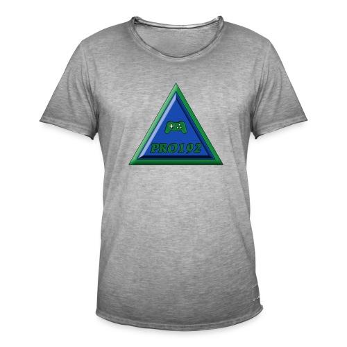 Progamer192 Illuminati t-shirt ( teenager ) - Mannen Vintage T-shirt