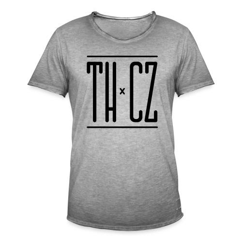 Logo THxCZ - T-shirt vintage Homme