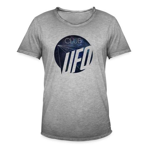 Club UFO space - Vintage-T-shirt herr