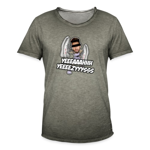 Yeah Yeezys! - Männer Vintage T-Shirt