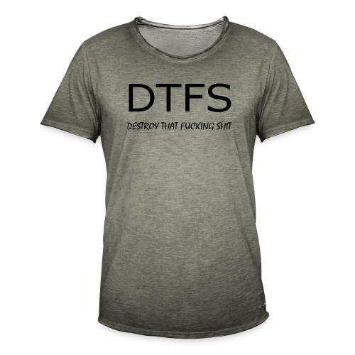 DeThFuSh - Men's Vintage T-Shirt