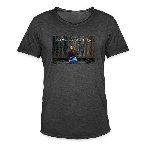Kayla Anthoney Personal - Männer Vintage T-Shirt