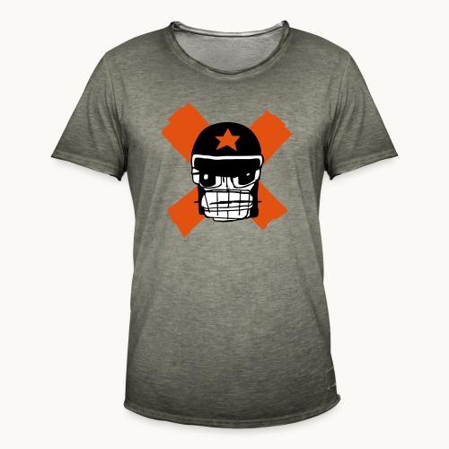 Motard Micky Biker - T-shirt vintage Homme