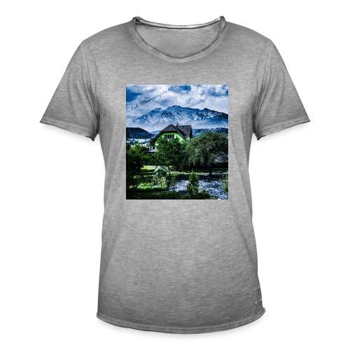 #SchönesTirol - Männer Vintage T-Shirt