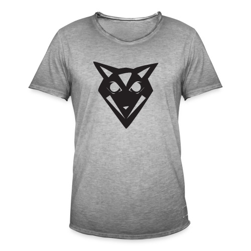 Wizarding Wolf Logo - Without Text - Männer Vintage T-Shirt
