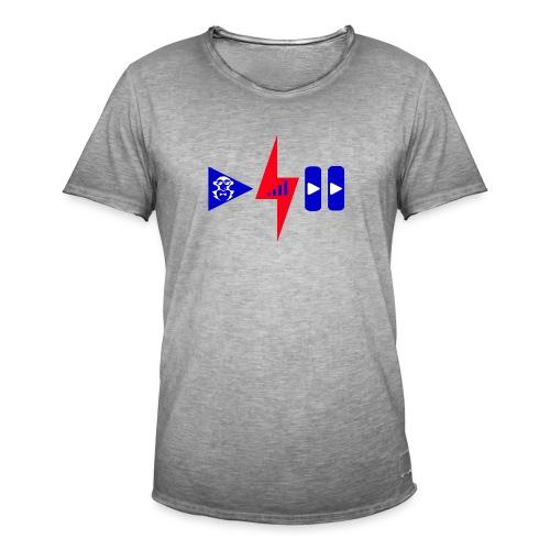 Luis Cid R - Camiseta vintage hombre