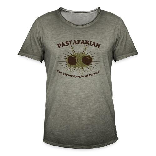 The Flying Spaghetti Monster - Men's Vintage T-Shirt