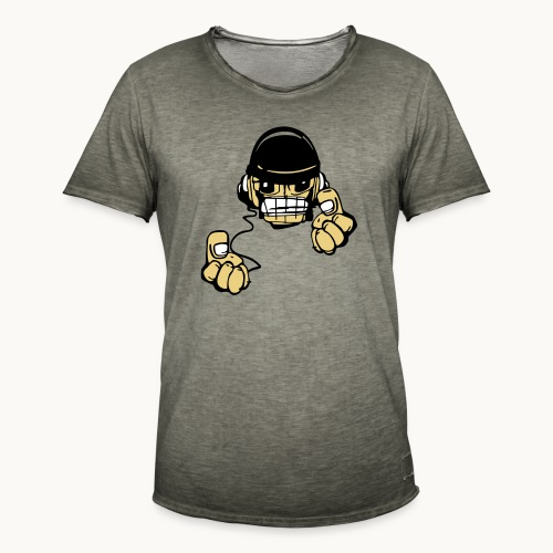 Micky DJ - T-shirt vintage Homme