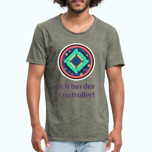 I am the controller - Men's Vintage T-Shirt