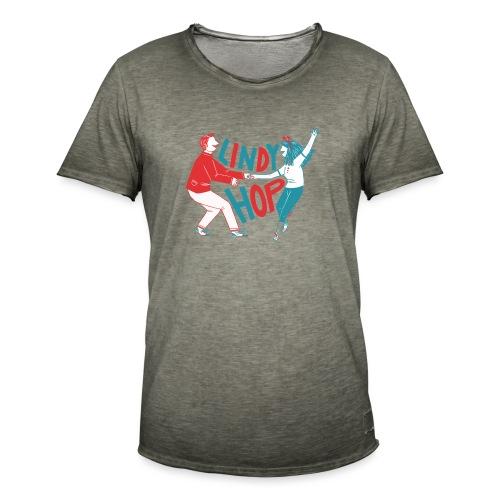 Lindy hop - Men's Vintage T-Shirt